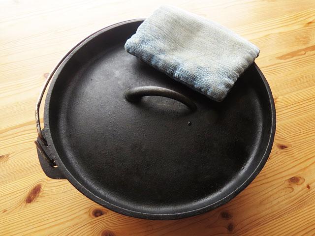 普段使いのダッチオーブン