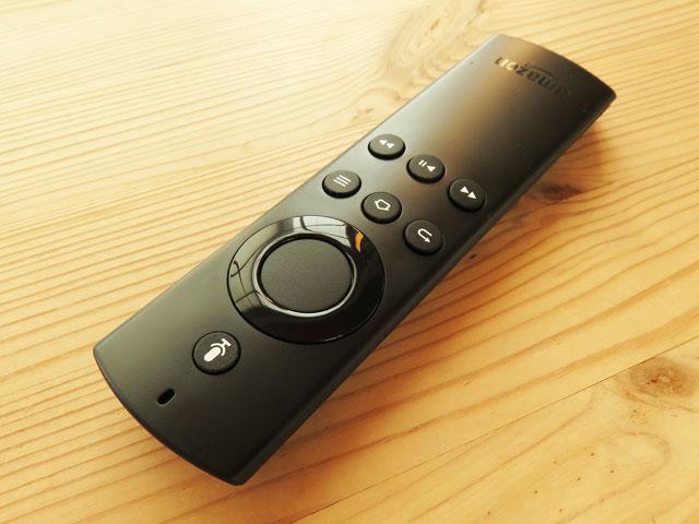 アマゾン Fire TV Stickのリモコン