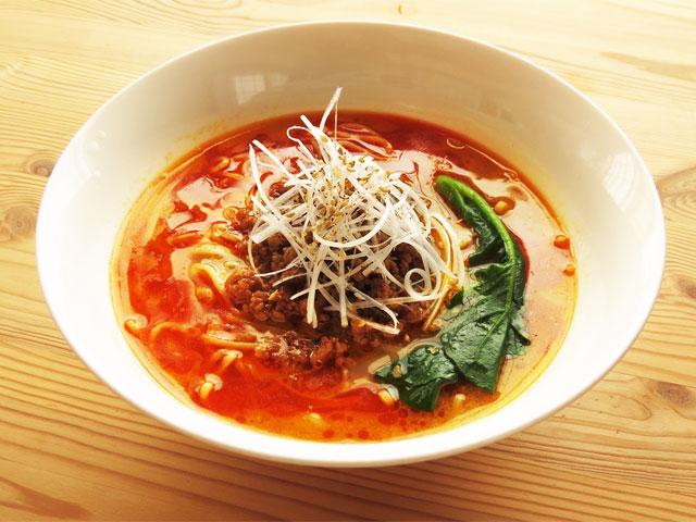 スープ レシピ 坦々