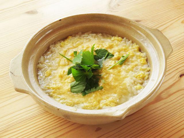 卵 雑炊 カロリー