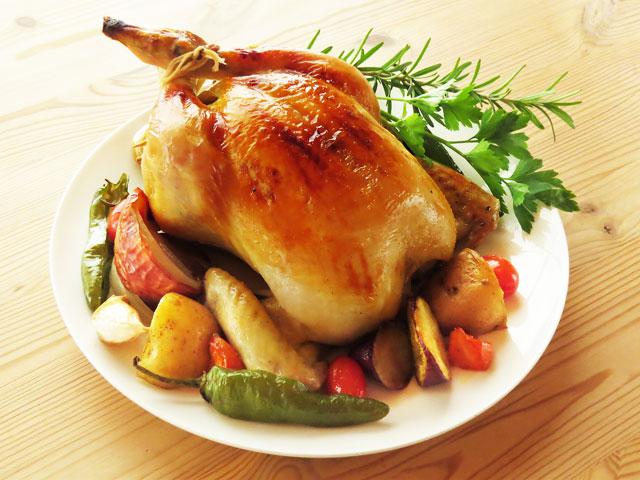 聖なる夜に♪ クリスマスチキンの人気レシピ25選の画像