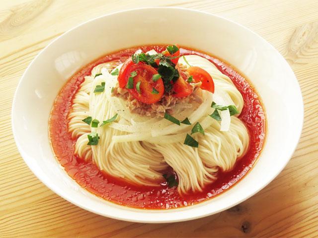 トマトジュースと素麺の人気レシピ!栄養 ...