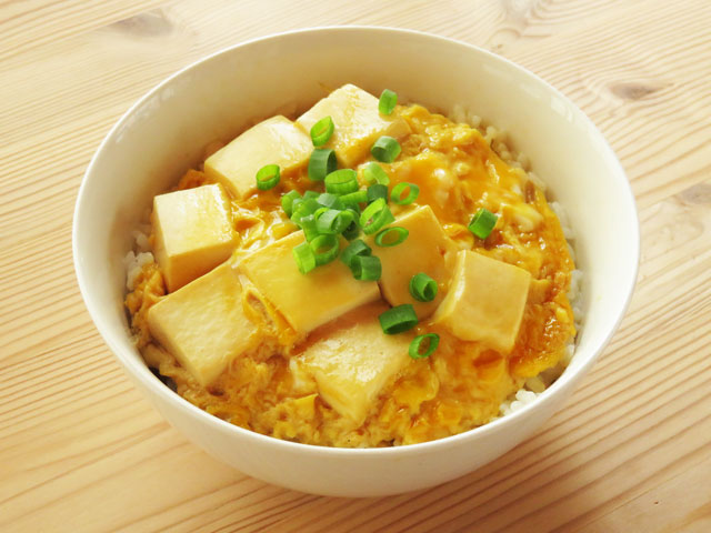 豆腐 卵 とじ 絹ごし豆腐と揚げ玉の卵とじ キユーピー3分クッキング 日本テレビ