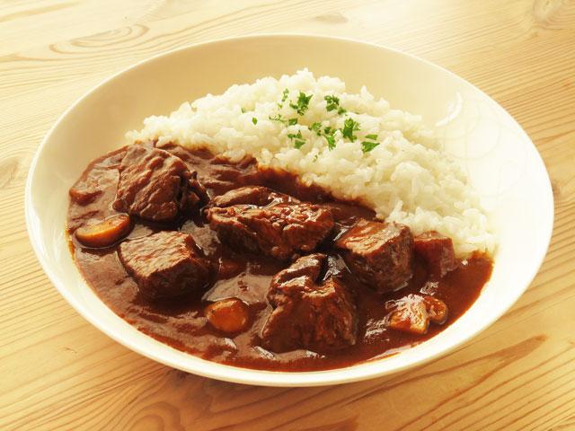ブロック肉でもこま切れ肉でも!「ビーフカレー」の人気レシピ20選の画像